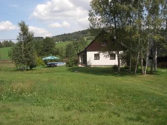 Chalupa žďárské vrchy prodej