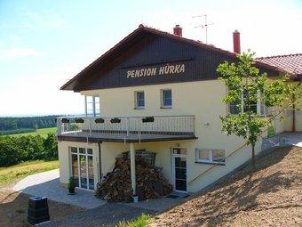 Penzion, Dražice, Pension Hůrka